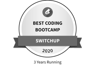 Awarded Best Coding Bootcamp