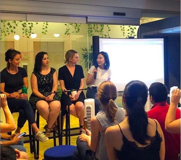 Womens panel event